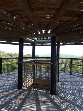 Kwasheleni Tower - iSimangaliso wetlands park Eastern Shores.